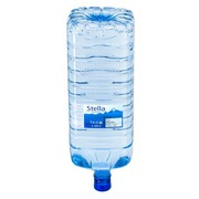 Bottle for water fountain 18 L