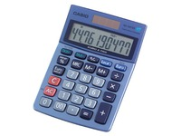 Calculatrice de bureau Casio MS-100 TER
