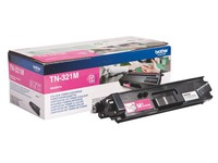 Toner brother TN321 separated colors