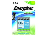 4er Blister Energizer Eco Advanced LR03