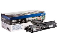 Brother TN321BK - noir - original - cartouche de toner (TN-321BK)