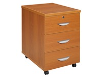 Navis, mobile cabinet, 3 drawers