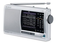 Sony ICF-SW11 - radio portable