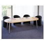 Table plateau Ellipse Congress 210 X 102